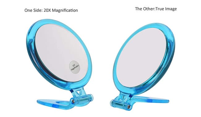 Beauty Planet's 20X Magnifying Mirror