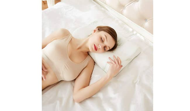 Homely Lee contour pillow