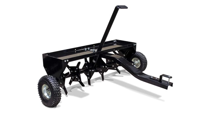 Lawn Aerator with 102cm for Tractor ATV