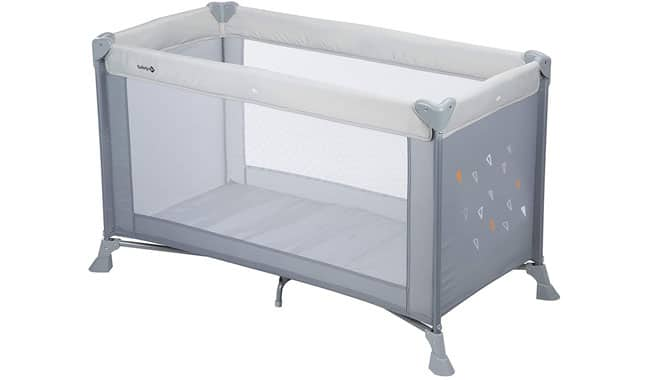 Safety 1st Soft Dreams Compact Baby Cot