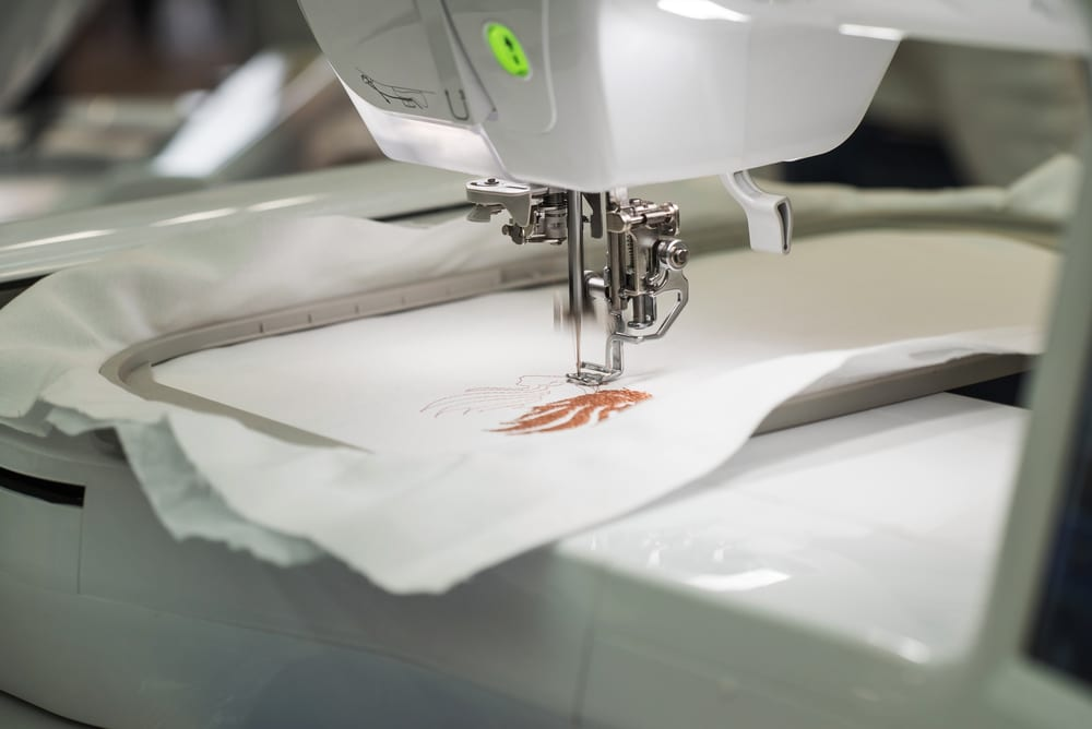 What Can You Do With an Embroidery Machine?