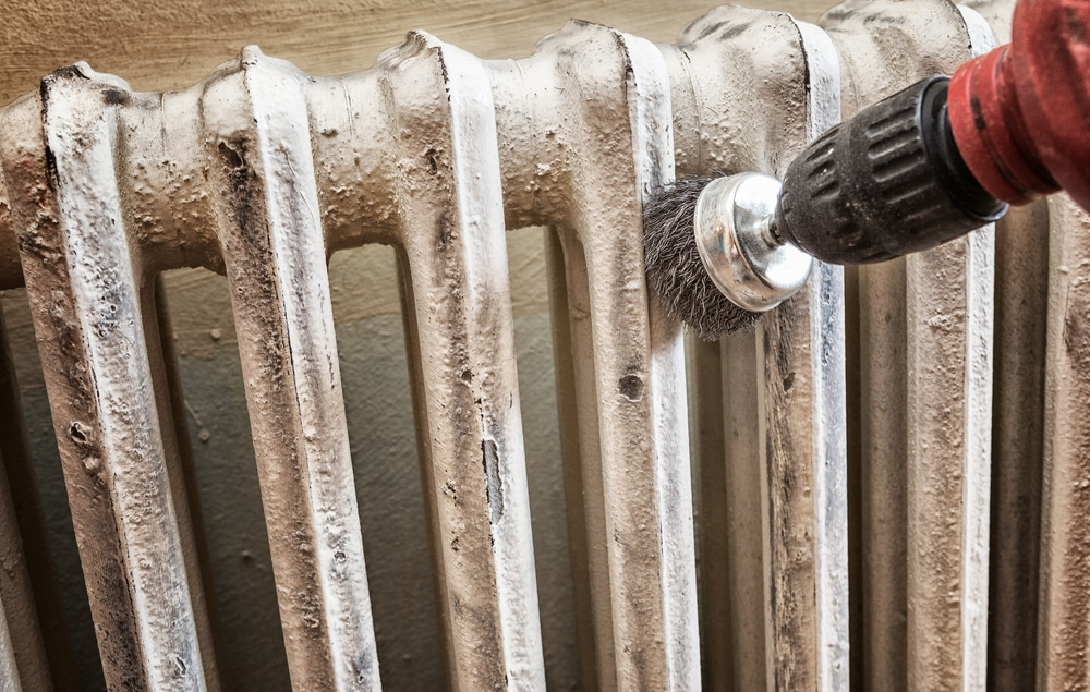 How to Remove Paint From a Radiator in Easy Steps