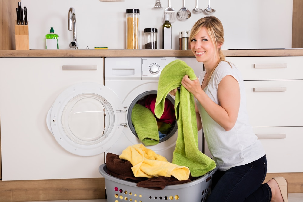 how to install an integrated washer dryer