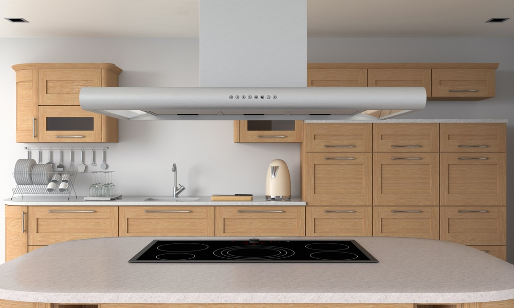How High Should a Cooker Hood Be