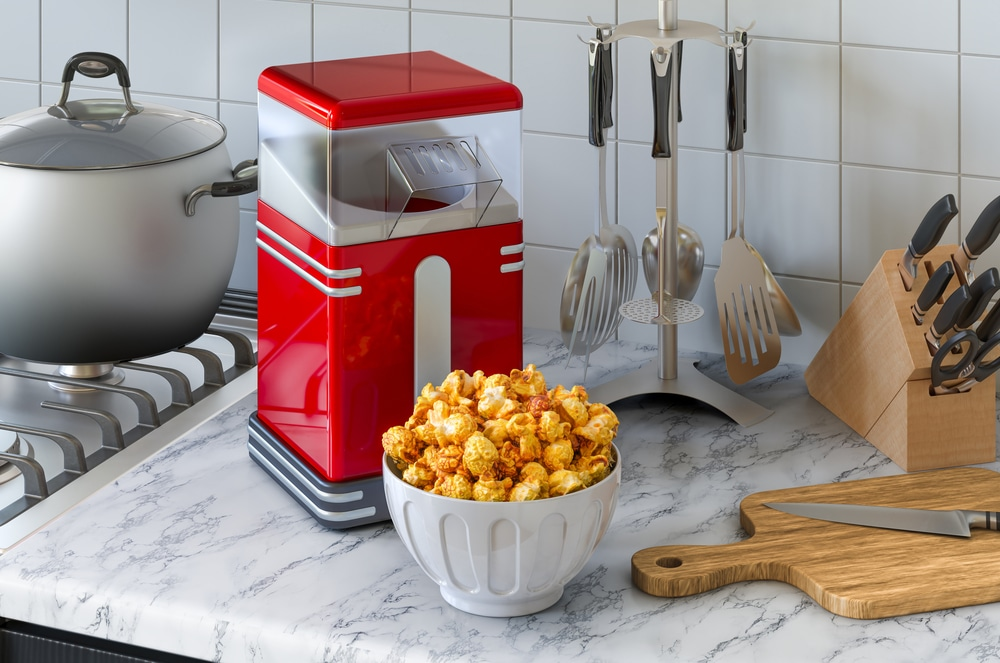 How to Flavour Popcorn From a Popcorn Maker