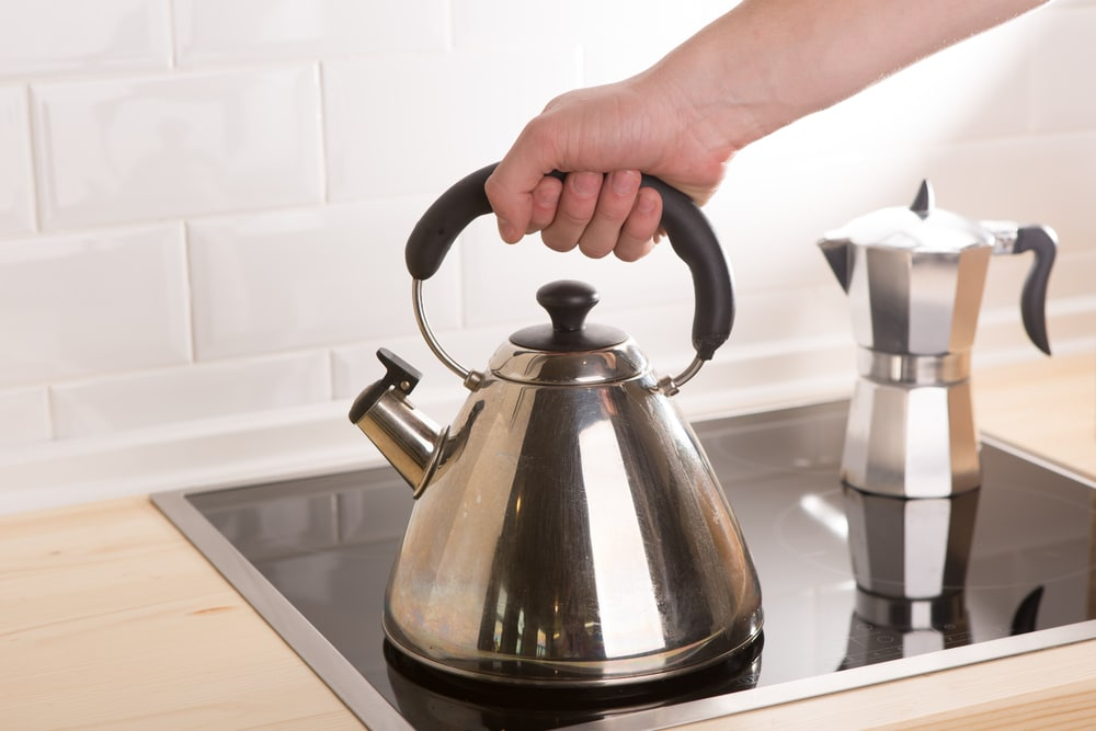 How to Use a Stovetop Tea Kettle