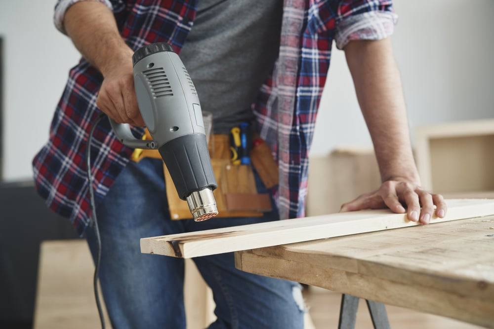 what is a heat gun used for